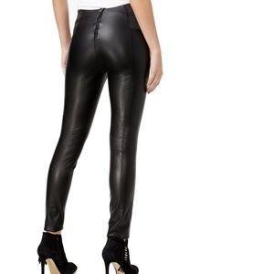 83683b5b2e226 Guess Pants | Suzanne Faux Leather Legging Black V10 | Poshmark